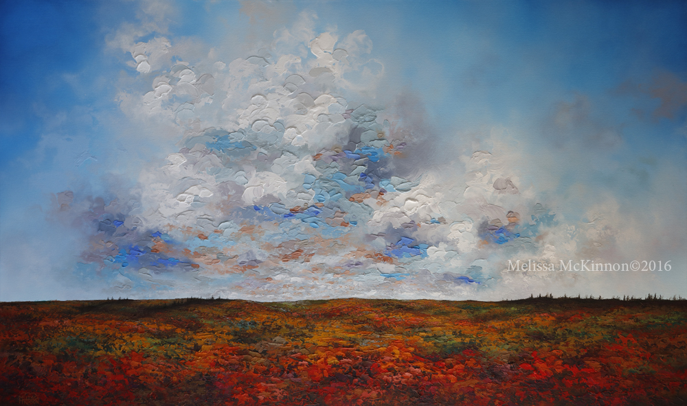 Colourful Prairie Mountain Cloudy Blue Sky Sunrise Sunset Painting by Canadian Contemporary Landscape Artist Painter Melissa McKinnon, blue sky, cloudy sky, Autumn foliage, autumn colours, Fall foliage, fall colours, fall landscape, autumn landscape, Fall leaves, fall painting art, fine art, Contemporary landscape paintings, abstract landscape art, landscapes, Prairie paintings, Western art, sky paintings, paintings of clouds, sunset paintings, sunrise paintings, sky, clouds, sunset, sunrise, sunset art sunrise, cloudy skies, blue skies, beach photography, ocean photography, sea, seascape, Seascape paintings, ocean,ocean art, beach, beaches, beach art, Ocean paintings, beach paintings,  art, paintings, Contemporary Art, Landscape Painting, Wall art, interior design, design inspiration, home decor, interior designer, paintings for sale, colourful art, Decor, Interior design ideas, interior design inspiration, Calgary interior designer, interior design Calgary, Home, design, decor inspiration, interior styling, modern home, style, interiors, modern decor, home inspiration, interior decorating, Art In The Home, art, wall art, wall decor, modern art,Calgary artist, Canadian artist, Alberta Landscape Painter, Contemporary Alberta Artist, Alberta Landscape Painting, Calgary paintings, Calgary Fine Art, Calgary, Alberta, Canada, Canadian Rocky Mountains, mountain art, mountain paintings, Banff, Canmore, Lake Louise, sky, prairies, mountain, mountains, lake, river, water, ocean, beach, playa, clouds, original paintings, landscape paintings, oil paintings, acrylic paintings, abstract paintings, abstract landscapes, national geographic landscapes, paintings of fields, field of flowers, modern art, contemporary landscape art, nature art, fine art, art, art gallery,contemporary landscape painting, Melissa Mckinnon, Big paintings, large paintings, impasto, thick paint, paintings with texture, palette knife painting, landscape painting commission, Painting Commission, Commission artist painter, custom art, custom painting, Aspen fine art, red art painting, aqua art painting, teal art painting, turquoise art painting, yellow art painting, green art painting, black and white art painting, fuchsia art painting, orange art painting, blue art painting, bright colors, bright painting, colourful painting, colourful, paintings for sale, home decor trends, art gallery,