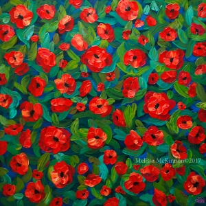 red poppy flower painting; red poppy flower art; red flower painting; flower art; red floral painting; red floral art; red abstract flower painting; abstract floral painting; red poppy painting; poppy art; red poppy flowers; red poppies; red flowers; field of red poppies; poppy flower field; Remembrance Day; Veterans day; abstract poppy; abstract poppies; colorful flowers; flower arrangement; flower bouquet; floral bouquet; wedding flowers; wedding bouquet; landscape painting; landscape art; landscape artists; abstract landscape painting; abstract landscape; contemporary art; modern art paintings; scenery paintings; paintings of nature; nature paintings; nature art; landscape oil paintings; landscape acrylic paintings; original art; original paintings; oil paintings; acrylic paintings; paintings gallery; canvas painting; beautiful landscape paintings; western art;  western paintings; modern artist paintings; art gallery; Contemporary Artist;  contemporary painting;  original art; original paintings; oil paintings; oil paintings for sale; acrylic paintings;  paintings with texture; impasto painting;  Canadian artist; Canadian art; Canadian paintings; American artist; American artist; American paintings;  large paintings; big paintings; large canvas paintings; large wall paintings; contemporary landscape painting; Contemporary painting; colourful painting; paintings for sale; canvas wall art; wall art canvas; canvas art; wall art decor; bedroom wall decor; bathroom wall decor; living room wall decor; kitchen wall decor; interiors; interior decorating; interior design; interior designer; home decor ideas; interior design ideas; living room ideas; home interior design; house decoration; Melissa McKinnon art; Melissa McKinnon paintings; Melissa McKinnon art.