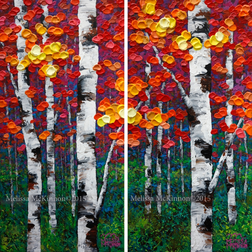 Aspen tree art painting, Birch Tree Painting, Birch Tree Art, Art of Alberta, Western art, Paintings of Fall, Autumn Paintings, paintings for sale, Decor, Interior design ideas, interior design inspiration, Calgary interior designer, interior design Calgary, Home, design, decor inspiration, interior styling, modern home, style, interiors, modern decor, home inspiration, interior decorating, Art In The Home, art, wall art, wall decor, modern art, fine art,Canadian Western Art, Western artist, western painting, abstract landscape painting, abstract tree painting, Aspen Tree Art, Aspen Tree Paintings, bright colourful art, Autumn trees, Fall trees, Calgary artist, Canadian artist, Alberta Landscape Painter, Contemporary Alberta Artist, Alberta Landscape Painting, Calgary paintings, Calgary Fine Art gallery, Calgary, Alberta, Canada, Canadian Rocky Mountains, Banff, Canmore, Autumn aspen birch tree painting, colourful paintings, colourful art, tree art, colourful artwork, aspen tree, birch tree, artist to collect, original paintings, landscape paintings, oil paintings, acrylic paintings,tree paintings, paintings of trees, abstract paintings, abstract art, wall art, wall decor, interior design, home decor, interior designer, modern, contemporary, fine art, art, art gallery,contemporary landscape painting, contemporary landscape artist, contemporary art, contemporary painting, aspen artist, Melissa Mckinnon, Aspen paintings, Aspen tree art, Aspen tree artist, Autumn Aspens, Autumn birches, Aspens, Autumn leaves, Birches, Big paintings, large paintings, impasto, thick paint, paintings with texture, palette knife, birch art, birch paintings, landscape painting commission, Painting Commission, Commission artist painter, custom painting, Aspen fine art, Colorado art, Colorado paintings, Colorado artist, Ontario artist,bright colors, bright painting, colourful painting, colourful, paintings for sale, home decor trends, art gallery, Decor, Interior design ideas, interior design inspiration, Aspen tree forest painting, birch tree painting, birch tree paintings, Autumn Aspen trees, Aspen forest, Aspen landscape, Aspen tree art, Aspen tree artist, Aspen tree paintings, Autumn, Red art painting, green art painting, blue art painting, orange art painting, turquoise art painting, black and white art painting, purple art painting, yellow art painting, aqua art painting,