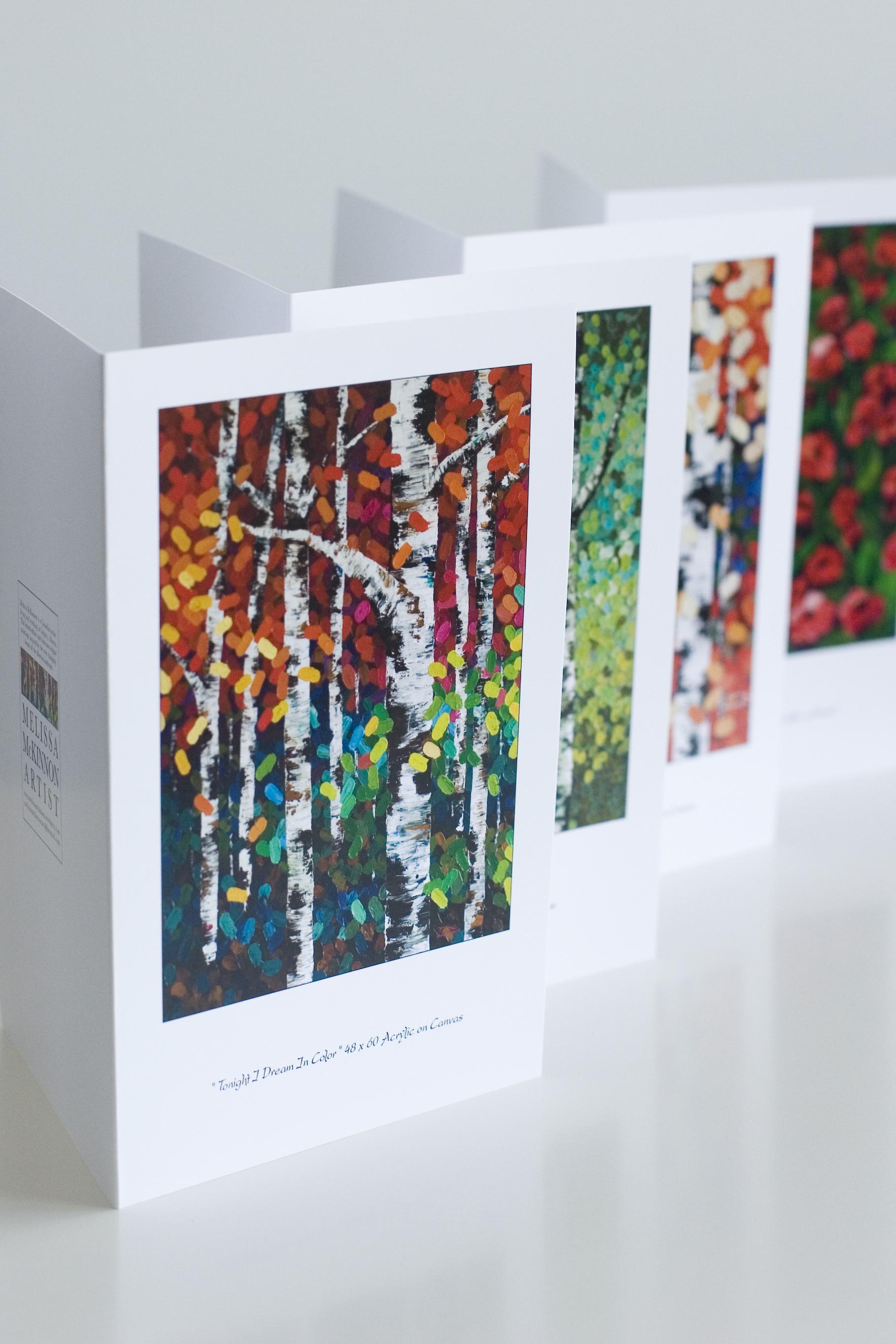 GREETING CARDS | Melissa McKinnon: Artist