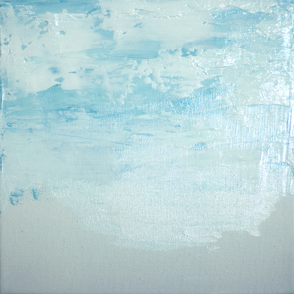 How To Paint Clouds Using Acrylic Paints