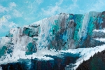 Calgary artist, Canadian artist, Calgary painter, Calgary paintings, original paintings, landscape paintings, acrylic paintings, mountain paintings, abstract paintings, abstract, modern, contemporary, fine art, art, Calgary, Alberta, Canada, Canadian Rocky Mountains, Banff, Canmore, Lake Louise, Red Deer, Edmonton, Victoria, Vancouver, Winnipeg, Regina, Montreal, Toronto, Halifax, Ottawa, local artist, art gallery, contemporary landscape painting, contemporary landscape artist, contemporary art, contemporary painting, Melissa Mckinnon. Aspen paintings, Colorado Mountain painting, Colorado, summer, spring, fall, autumn, winter, Aspen forest, Colorado landscape, big paintings, large paintings, impasto, thick paint, palette knife, landscape painting commission, commissionable artist, custom paintings, Aspen fine art. Red, aqua, teal, turquoise, yellow, gold, green, black and white, fuschia, brown, orange, blue, black, white, purple, bright colors, colorful painting, colourful, warm colors, cool colors, paintings for sale, home decor trends, art gallery, art exhibit, new paintings, art shows. Custom paintings, painting commission, paintings for sale, art prints, art reproductions, giclee prints, greeting cards, photo, photograph. Mountains, Mountain Painting, mountain range, Lake Louise, Kananaskis, Banff, Alberta, Canada, paintings, Rocky Mountains, colorful mountains, abstract mountains, Superman, Fortress of Solitude, Superman Fortress of Solitude, snow peak, mountain peaks, ice, snow, frozen lake, lake, mountains in winter.