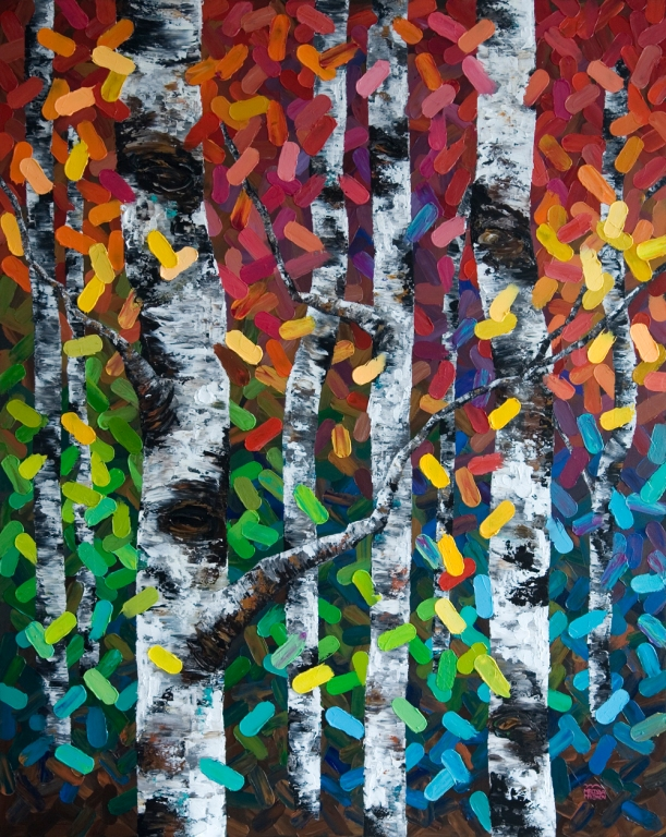 Calgary artist, Canadian artist, Calgary painter, Calgary paintings, Birch Tree Painting, Birch Tree Paintings, Aspen Tree Painting, Aspen Tree Paintings, Calgary Fine Art, Calgary, Alberta, Canada, Canadian Rocky Mountains, Banff, Canmore, Lake Louise, Red Deer, Edmonton, Victoria, Vancouver, Winnipeg, Regina, Montreal, Toronto, Halifax, Ottawa, Aspen, Colorado, local artist, original paintings, landscape paintings, acrylic paintings, birch tree acrylic paintings, tree paintings, aspen tree acrylic paintings, abstract paintings, abstract, modern, contemporary, fine art, art, art gallery, contemporary landscape painting, contemporary landscape artist, contemporary art, contemporary painting, aspen artist, Melissa Mckinnon, Aspen paintings, Aspen tree forest painting, Autumn Aspen trees, spring aspen birch trees, summer aspen birch trees, winter aspen trees, summer, spring, fall, autumn, winter, Aspen forest, Aspen landscape, Aspen tree art, Aspen tree artist, Autumn Aspens, Autumn birches, Aspens, Autumn leaves, Birches, big paintings, large paintings, impasto, thick paint, paintings with texture, palette knife, birch art, birch paintings, lanscape painting commission, Painting Commission, Aspen fine art, red, aqua, teal, turquoise, yellow, gold, green, black and white, fuschia, brown, orange, blue, black, white, bright colors, colorful painting, colourful, warm colors, cool colors, paintings for sale, home decor trends, art gallery, art exhibit, new paintings, art shows, custom paintings, painting commission, paintings for sale, art prints, art reproductions, giclee prints, greeting cards, art greeting cards, custom painting, custom greeting cards, aspen birch tree greeting cards.