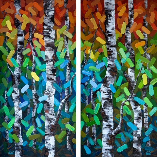 Calgary artist, Canadian artist, Calgary painter, Calgary paintings, Birch Tree Painting, Birch Tree Paintings, Aspen Tree Painting, Aspen Tree Paintings, Calgary Fine Art, Calgary, Alberta, Canada, Canadian Rocky Mountains, Banff, Canmore, Lake Louise, Red Deer, Edmonton, Victoria, Vancouver, Winnipeg, Regina, Montreal, Toronto, Halifax, Ottawa, Aspen, Colorado, local artist, original paintings, landscape paintings, acrylic paintings, birch tree acrylic paintings, tree paintings, aspen tree acrylic paintings, abstract paintings, abstract, modern, contemporary, fine art, art, art gallery, contemporary landscape painting, contemporary landscape artist, contemporary art, contemporary painting, aspen artist, Melissa Mckinnon, Aspen paintings, Aspen tree forest painting, Autumn Aspen trees, spring aspen birch trees, summer aspen birch trees, winter aspen trees, summer, spring, fall, autumn, winter, Aspen forest, Aspen landscape, Aspen tree art, Aspen tree artist, Autumn Aspens, Autumn birches, Aspens, Autumn leaves, Birches, big paintings, large paintings, impasto, thick paint, paintings with texture, palette knife, birch art, birch paintings, landscape painting commission, Painting Commission, Aspen fine art, red painting, aqua, teal, turquoise, yellow painting, gold, green painting, black and white, fuschia, brown painting, orange, blue painting, black, white, bright colors, bright painting, colorful painting, colourful, warm colors, cool colors, paintings for sale, home decor trends, art gallery, art exhibit, new paintings, art shows, custom paintings, painting commission, paintings for sale, art prints, art reproductions, giclee prints, greeting cards, art greeting cards, custom painting, custom greeting cards, aspen birch tree greeting cards.