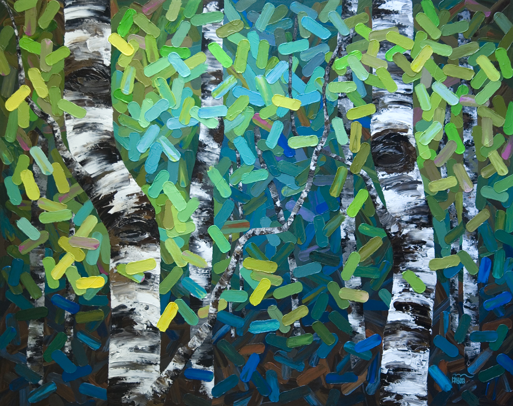 ae83b7c49 New Paintings and Art Exhibit featuring Calgary Landscape Painter ...
