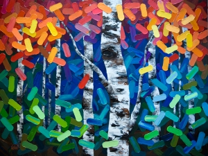 Colorful Tree Painting, Autumn Fall Tree Painting, Top artist to collect, How to buy original art, how to collect art, How to display artwork and paintings, Alberta contemporary artist, collecting contemporary art, Alberta contemporary painter, paintings of trees, colorful tree paintings, acrylic tree forest painting, aspen tree forest, acrylic impasto painting, paintings with bright colour, colorful landscape paintings, vivid colour contemporary art, contemporary art, colourful art, Calgary artist, Canadian artist, Alberta Landscape Artist, Contemporary Alberta Artist,Calgary painter,Alberta Landscape Painting, Calgary paintings, Birch Tree Painting, Birch Tree Paintings, Aspen Tree Painting, Aspen Tree Paintings, Calgary Fine Art, Calgary, Alberta, Canada, Canadian Rocky Mountain Paintings, Paintings of Banff, Paintings of Canmore, Paintings of Lake Louise, Vancouver artist, Regina Art Gallery, Paintings of Aspen Colorado, acrylic landscape paintings, birch tree acrylic paintings, aspen tree acrylic paintings, contemporary landscape paintings,contemporary art gallery, contemporary landscape artist, Melissa Mckinnon, Autumn Aspen trees, Autumn Aspens, Autumn birches, Autumn leaves, impasto paintings, paintings with color and texture, landscape painting commission, How To Commission a Painting, red painting, yellow painting, brown painting, bright colourful painting, paintings for sale, home decor art trends,custom paintings, painting commission, art prints, art reproductions, giclee prints, greeting cards, art greeting cards, unique artistic greeting cards,custom greeting cards, aspen birch tree greeting cards.