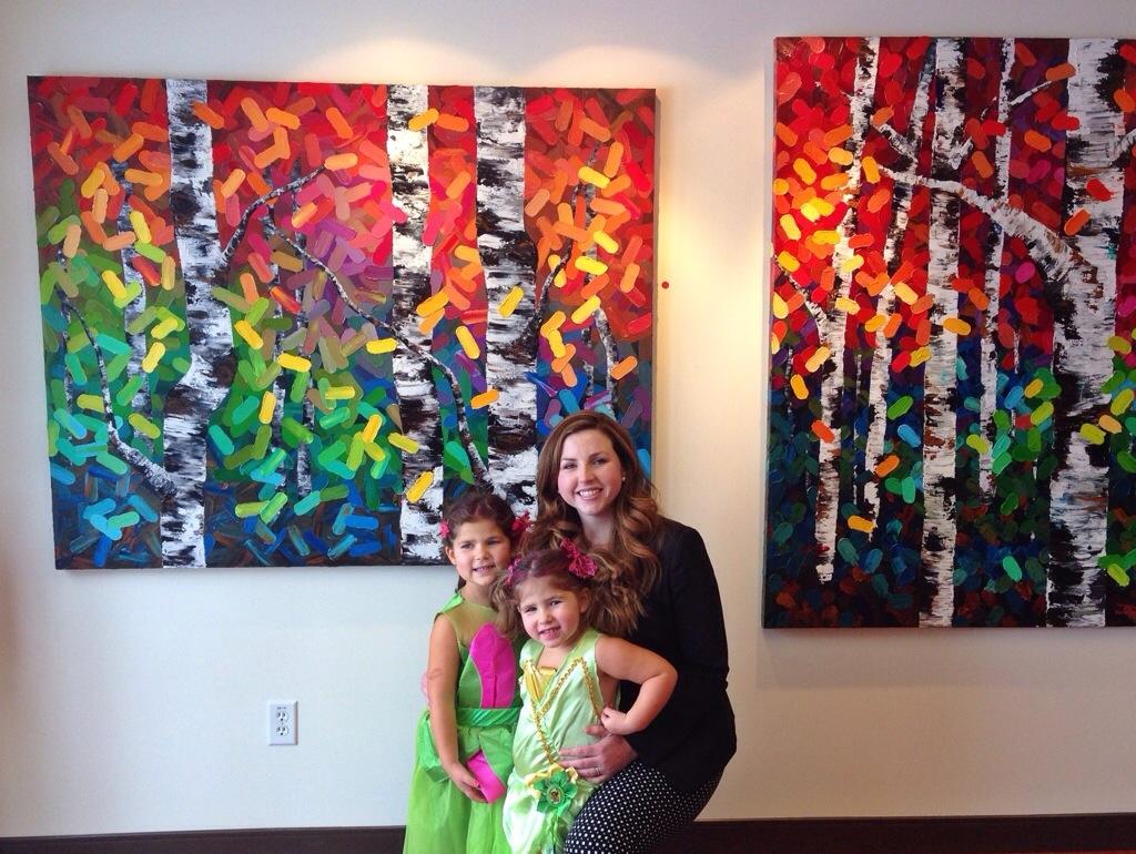 Abstract Art Gallery Calgary