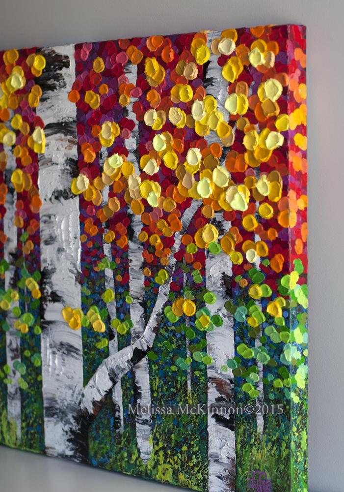 My Painting Process | Melissa McKinnon: Artist